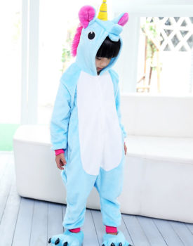 Girls-Cute-Unicorn-Pajamas-warm-Autumn-Winter-Homewear-unicornio-Children-s-pajamas-cartoon-Animal-pajamas-for