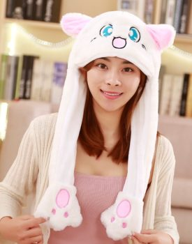 Fashion-Plush-Cap-Fun-Time-Reduce-Stess