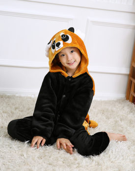 Raccoon-Winter-Girl-Boy-Children-s-Pajamas-Baby-Kids-Pajama-Set-Animal-Cartoon-Sleepwear-Panda-Fox